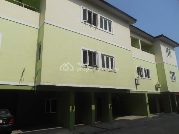 4 Bedroom Terrace Duplex, Ikate Elegushi, Lekki, Lagos, Terraced Duplex for Sale