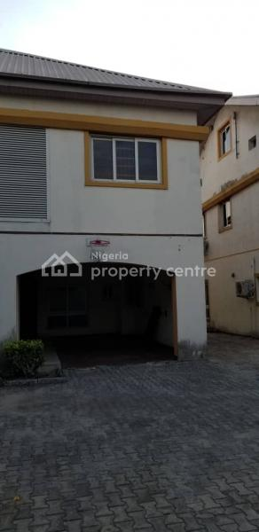 4 Bedroom Detached Duplex with Bq and Inbuilt Garage in Osborne Phase 2 (residential/commercial Use), Royal Palm Drive (main Road of Osborne Phase 2), Osborne, Ikoyi, Lagos, Detached Duplex for Rent
