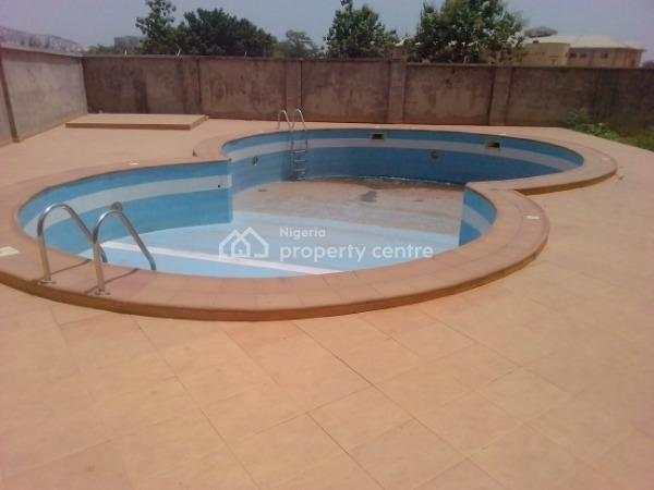 Uncompleted Luxury 8 Units of 3 Bedroom Flats with an Attached Bq Each, Off It Igbani Street, Jabi, Abuja, Flat for Sale