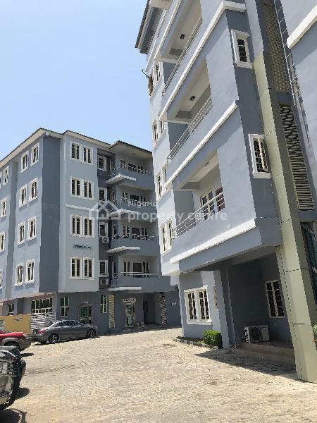 Standard 3 Bedroom Apartment, By Lekki 2nd Toll Gate, Lekki, Lagos, Flat for Rent