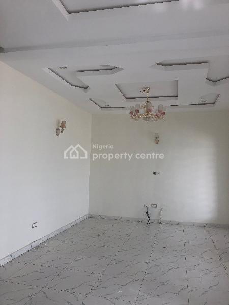 Nicely Built 4 Bedroom Terrace Duplex, By Lekki 2nd Toll Gate, Lekki, Lagos, Terraced Duplex for Sale