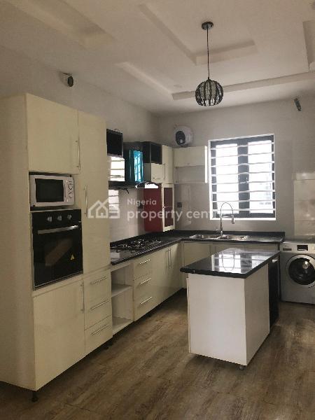Luxury 4 Bedroom Semi Detached Duplex with B.q, By Lekki 2nd Toll Gate, Lekki, Lagos, Semi-detached Duplex for Sale