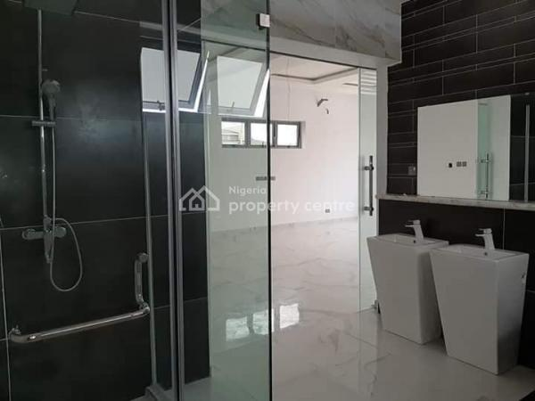 Luxurious and Fantastic Built 5 Bedroom Fully Detached Duplex with Bq and Swimming Pool, Osapa, Lekki, Lagos, Detached Duplex for Sale