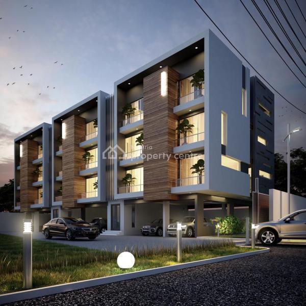 Off Plan 9 Units of 2 Bedroom Luxury Apartments, Ikate Elegushi, Lekki, Lagos, Flat for Sale