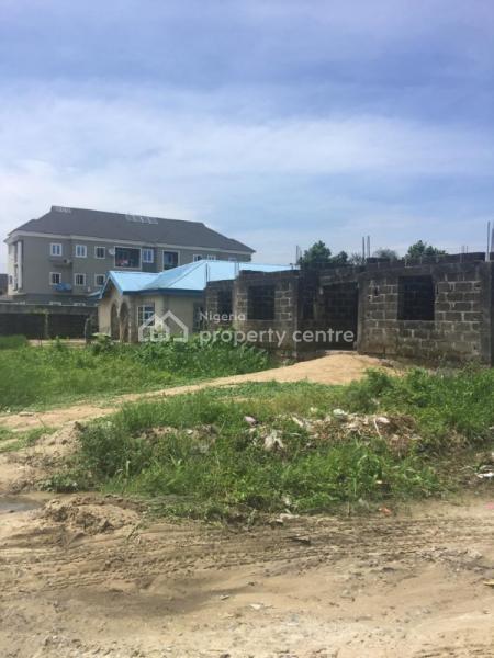 350sqm with Good Title Inside a Secured, Gated Estate, Atlantic View Estate, Lekki Expressway, Lekki, Lagos, Residential Land for Sale