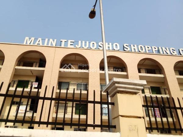 9 Sqm Shop Space, Tejuosho, Yaba, Lagos, Shop for Sale