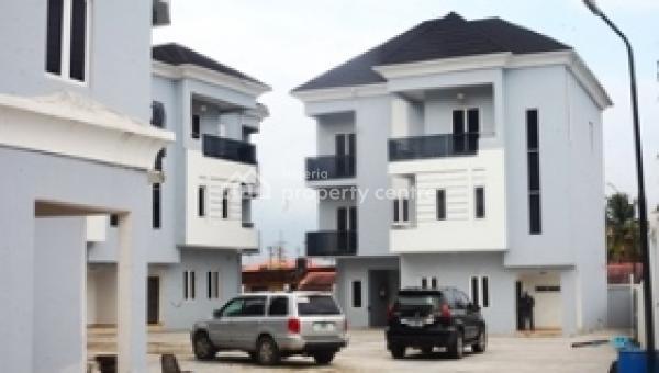 Duplexes, Merit Residences, Adeniyi Jones, Ikeja, Lagos, Detached Bungalow for Sale
