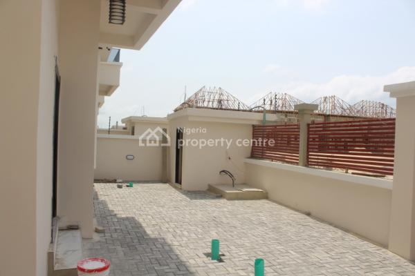 Brand New 5 Bedroom Fully Detached House with Bq, Chevron Drive, Chevy View Estate, Lekki, Lagos, Detached Duplex for Sale