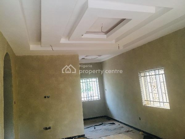 Newly Built 3 Bedroom Flat with a Room Bq, Games Village, Kaura, Abuja, Block of Flats for Sale