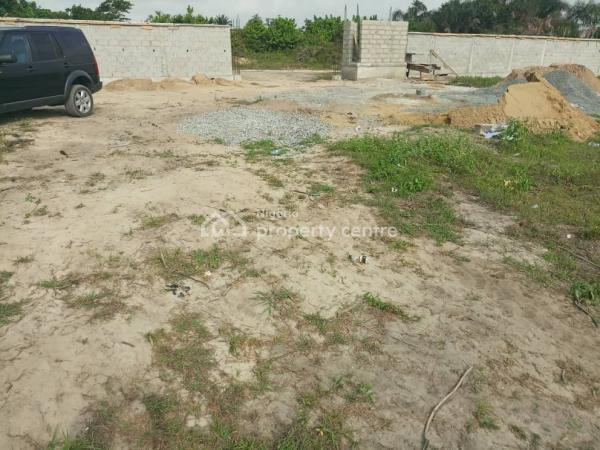 100% Dry Land,buy and Build with Instant Allocation, Lexington Gardens, Close to Novare Shoprite, Sangotedo, Ajah, Lagos, Residential Land for Sale