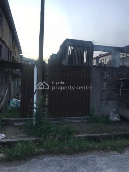 Plot of Land, Okota, Isolo, Lagos, Mixed-use Land for Sale