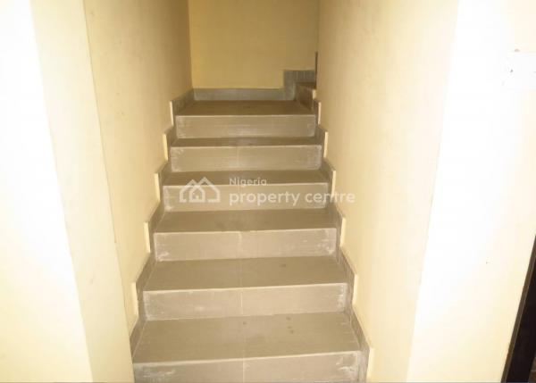 a Luxury Finished 4 Bedroom Terrace with a Room Boys Quarters, Jose Maria Escriva, Lekki Phase 1, Lekki, Lagos, Terraced Duplex for Sale
