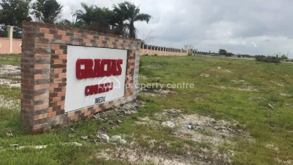 100% Dry Land with Government Excision and Instant Allocation, Gracias Court,  5 Minutes Drive From La Campaign Tropicana Resort, Ibeju Lekki, Lagos, Residential Land for Sale