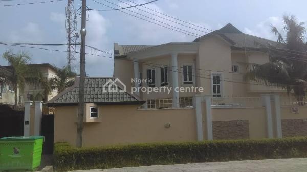 Five Bedroom Duplex with Bq, Chevron Drive, Lekki Phase 1, Lekki, Lagos, Detached Duplex for Rent