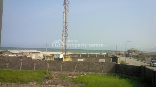 Fully Fenced 650 Sqm Plot of Land in Atlantic View Estate, Alpha Beach Road - 25 Million, Atlantic View Estate, Alpha Beach Road Close to Chevy View Estate, Lekki, Lagos, Land for Sale