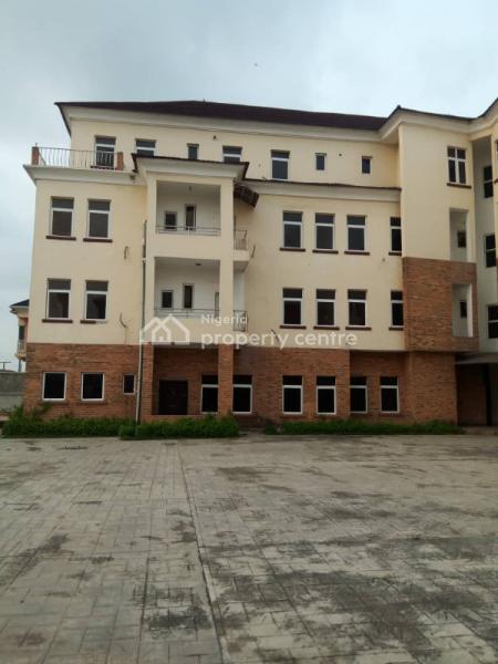 2 Nos of Luxurious 4 Bedroom Penthouse Flats, 8 Nos of Massive 3 Bedroom Flats, 4 Nos of 2 Bedroom Flats, Chevy View Estate, Lekki, Lagos, Block of Flats for Sale