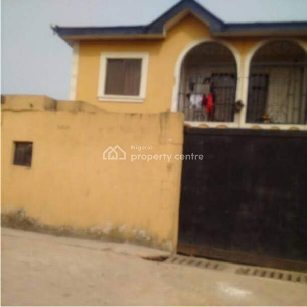 Block of Flats on a Full Plot, Alapere, Ketu, Lagos, Block of Flats for Sale