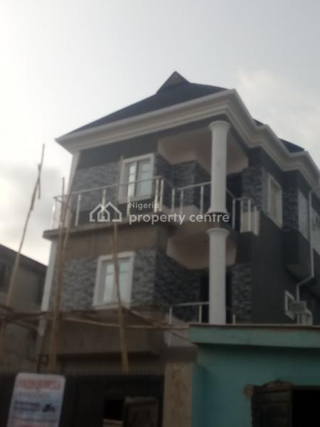 a Newly Built 1 Bedroom Mini-flat with Modern Facilities, Off Onitire Road, Itire-ikate, Surulere, Lagos, Mini Flat for Rent