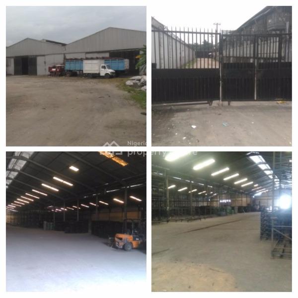 Direct Warehouse, Moshood Abiola Way, Formerly Apapa Road, Iganmu, Lagos, Warehouse for Rent