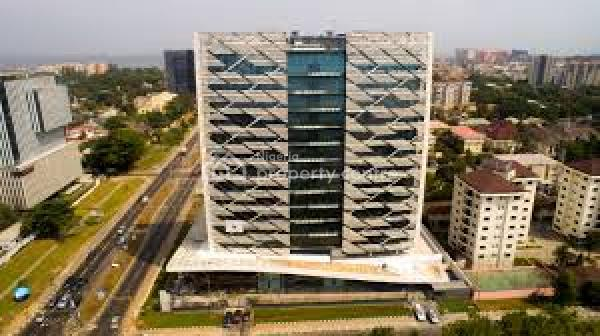 Kings Tower Grade - a Mix Use Office with Ground Floor Retail/ Restaurant, Kingsway Road, Old Ikoyi, Ikoyi, Lagos, Office Space for Rent