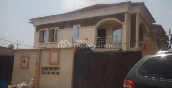 5 Bedroom Duplex with 2 Nos of 3 Bedroom Flat, Martins Street, Ijesha, Surulere, Lagos, Block of Flats for Sale