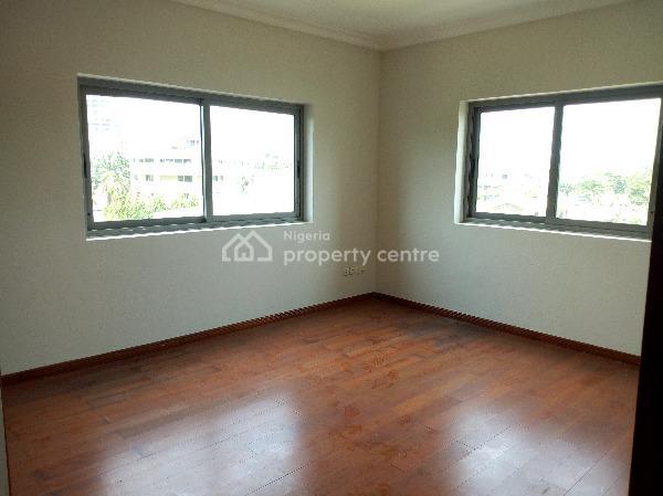 3 Bedroom Flat with Bq, Swimming Pool, Gym, Club House, Tango Towers, Bourdillon Road, Old Ikoyi, Ikoyi, Lagos, Flat for Rent