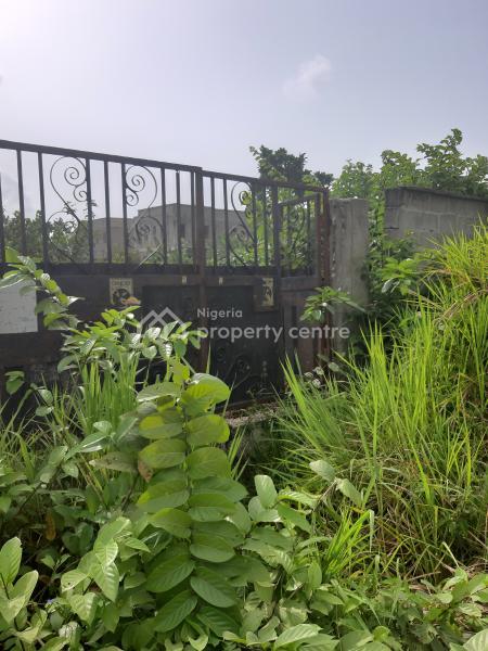 Fenced Land, Plot 39 ( Laura Stephen Rd), Lekki Phase 2, Lekki, Lagos, Residential Land for Sale