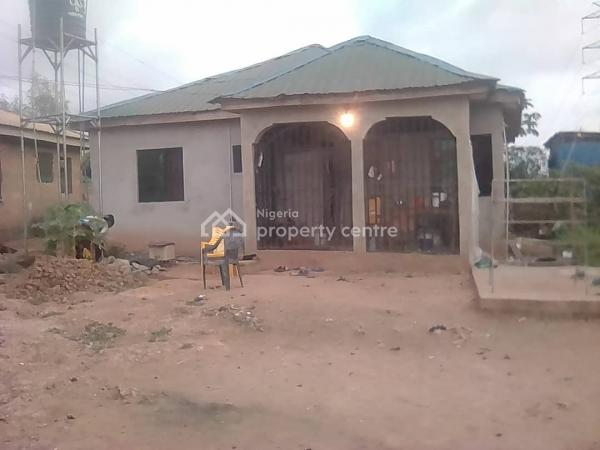 2 Bedroom Flat, All Rooms En Suit & Dinning, Tiles All Round with Bore Hole, Amikanle Command Ikola Road, Ipaja, Lagos, Detached Bungalow for Sale