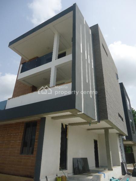 Tastefully Finished 5 Bedroom Detached Duplex with 2 Room Bq, Banana Island, Ikoyi, Lagos, Detached Duplex for Sale