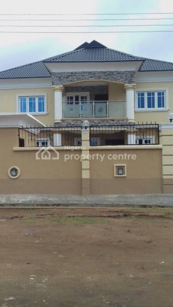 Luxury 4 Bedroom Duplex, Fagbile Estate, Ijegun, Ikotun, Lagos, Detached Duplex Short Let