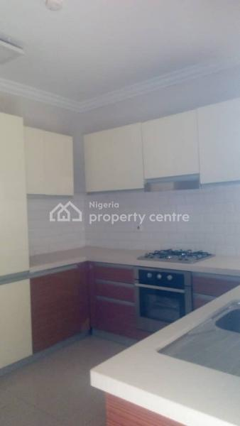 Brand New Supper Luxury Serviced 3 Bedroom Flat, with Bq, Pool, Gym Room, Children Play Ground, 24hrs Light,uniform Security Guards, Utako, Abuja, Flat for Rent