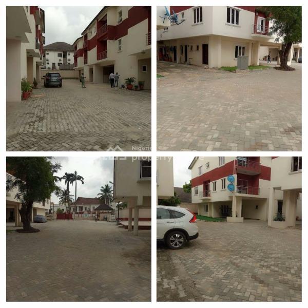 Semi Direct 5 Bedroom Town House, Off Oba Akinjobi Way, Ikeja Gra, Ikeja, Lagos, Terraced Duplex for Sale