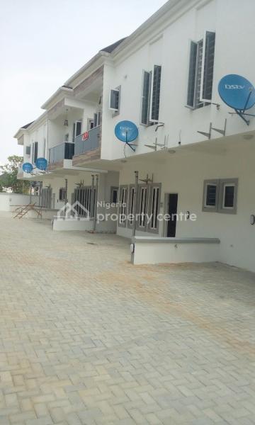 Newly Built Serviced 4 Bedroom Duplex, Off Orchid Road, Chevron Tollgate, Lekki, Lagos, Semi-detached Duplex for Sale
