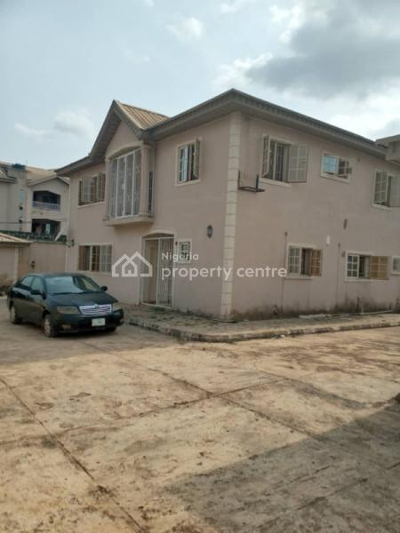a Well Built 4 Bedroom Duplex with Detached 4 Bedroom Bungalow on a Full Plot of Land, Akute, Ifo, Ogun, Detached Duplex for Sale