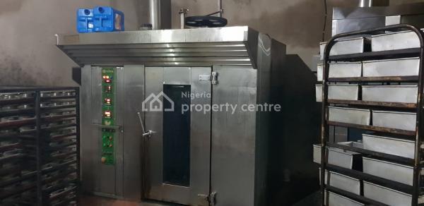 Functional Modern Bakery with Machineries, Behind Tantaliser Eateries Abule Egba Bus Stop Lagos Abeokuta Exp Way, Ijaiye, Lagos, Factory for Sale