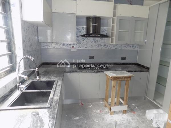 Tastefully Finished Luxury 5 Bedroom Fully Detached Duplex with Bq, Large Parking Space with Swimming Pool..., Lekki Phase 1, Lekki, Lagos, Detached Duplex for Sale
