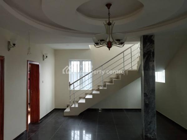 a Fantastically Designed 3 Bedroom Duplex with a Bq Built on 300sqm of Land. Tittle: Governor Consent, Sony Villa Estate, Badore, Ajah, Lagos, Detached Duplex for Sale