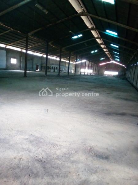 3 Bay Warehouses with Offices Inside and a Service Reception, Morison Crescent , Oregun Industrial Area, Oregun, Ikeja, Lagos, Warehouse for Rent