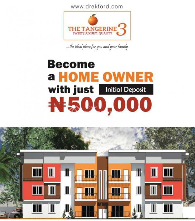 1bedroom Luxury Apartment, Gaduwa Estate Opp Lafeyatte Estate, Gaduwa, Abuja, Mini Flat for Sale