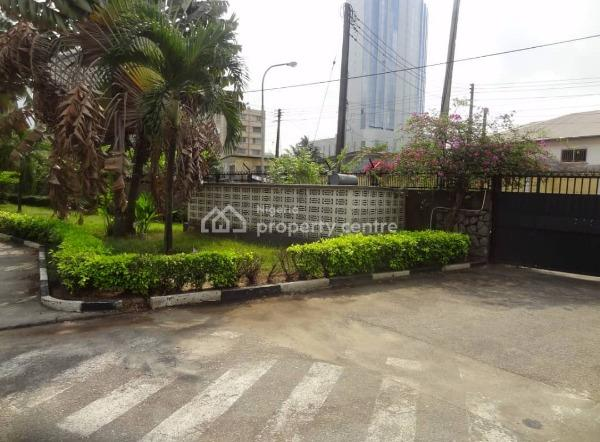 Mix Use 3 Bedroom and Open Floor Offices on 5000sqm, Ozumba Mbadiwe Road, Victoria Island (vi), Lagos, Commercial Property for Sale