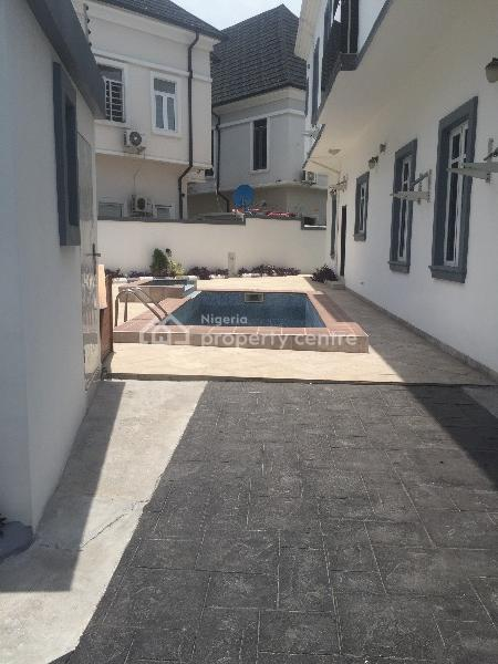 Luxury Well Finished 5 Bedroom Fully Detached Duplex with Swimming Pool, Chevy View Estate, Lekki, Lagos, Detached Duplex for Sale