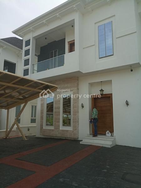 Spacious 5 Bedroom Duplex in a Fully Secured Estate, Megamound Estate/lekky County, Lekki Expressway, Lekki, Lagos, Detached Duplex for Rent