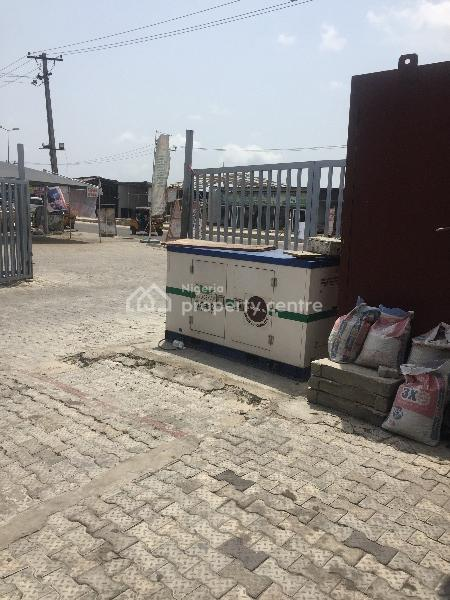 Office Space in a Plaza, 2 Minute Drive From Under Bridge, Ado, Ajah, Lagos, Plaza / Complex / Mall for Rent