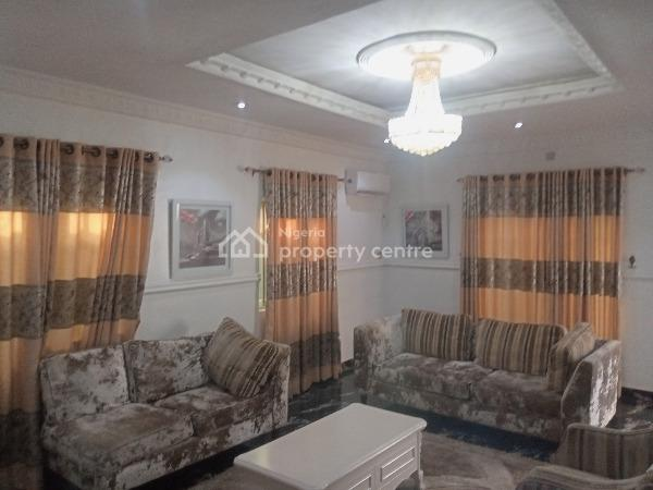 Superb Service Apartment 3 Bedroom Flat, Pop Ceiling, Shagari Estate, Ipaja, Lagos, Flat Short Let
