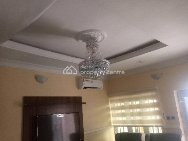 Tastefully Built Mini Flat, Pop Ceiling, Shagari Estate, Ipaja, Lagos, Mini Flat Short Let