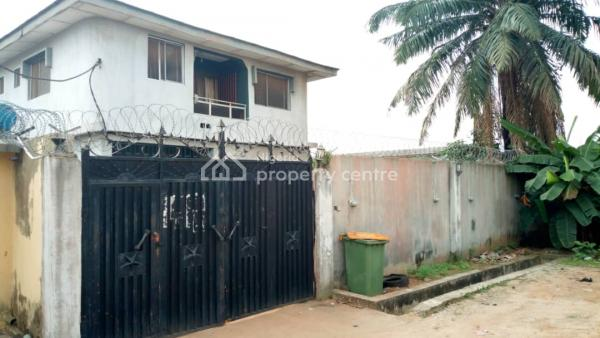 Two (2) Units of Two Bedrooms & Two (2) Units of Three Bedrooms in a Secured Close., Unity Estate Aboru Iyana Ipaja Lagos, Egbeda, Alimosho, Lagos, Block of Flats for Sale