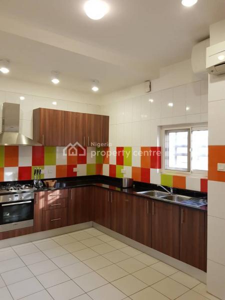 Exotically Built & Luxury 5 Bedroom Terrace Duplex with Servant Quarters, Off Abdulsalami Abubakar Way, Apo, Abuja, Terraced Duplex for Sale