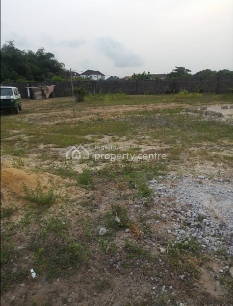 Dry Land with Good Title, By Abraham Adesanya, Ogombo, Ajah, Lagos, Residential Land for Sale