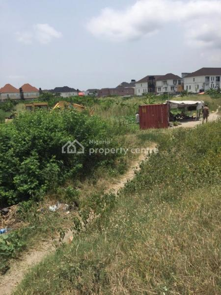 18 Plots of Prime Land, Chevron  (facing The Express Way), Lekki Phase 1, Lekki, Lagos, Mixed-use Land for Sale
