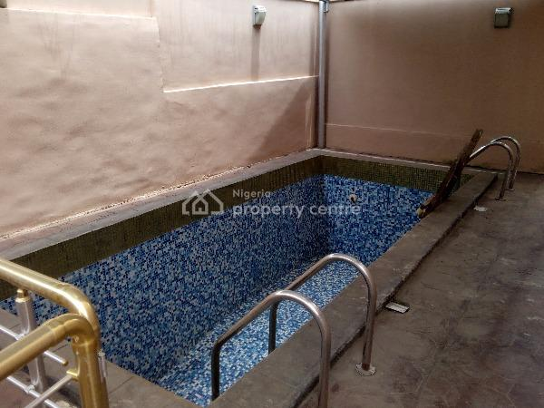 5 Bedroom Detached Duplex (all En Suite) with S. Pool and a Room Bq, Omole Phase 2, Ikeja, Lagos, Detached Duplex for Sale